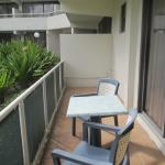 patio to room