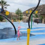 Qater play area