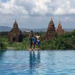 Aureum Palace Hotel & Resort Bagan Foto