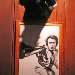 Picture of Dirty Harry - perfect for Selfie!