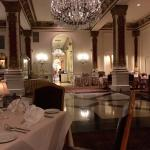 Crystal Room - elegant dining.
