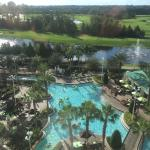 Room View- pool & golf course