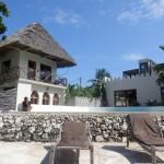 Infinity pool and best rooms