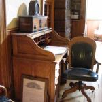 Nuremburg Judge's desk