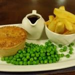 Steak and ale pie - perfect!