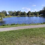 """""""Very nice green space and small lakes"""""""