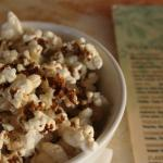 JERK BUTTER POPCORN!!! You've never tasted anything like this.
