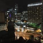 Brisbane CBD by night
