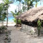 One of our beautiful Beach Fares - Accommodation