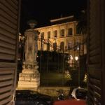 view of Barberini Palace from room 1