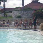 Games by the pool