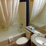 Clean and Workable Bathroom