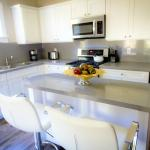 All Suites have Fully Equipped Kitchens