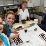 Chocolate making workshop, brilliant