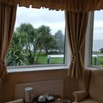 My bay window - lovely for a cup of tea in the morning