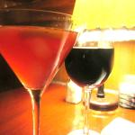 Cosmo and Wine, Tahoe Joe's Steakhouse, Roseville, CA