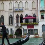 Hotel from the Grand Canal