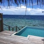 Photo de Dusit Thani Maldives