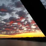 The Big Four Bridge is a modest jog from the hotel - don't miss the sun rise over the Ohio River