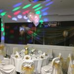 From welcome, to the party, to the stay over, great venue and staff