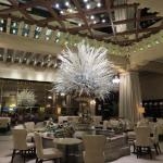 The Palm Court restaurant