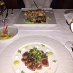 Restaurant - the tuna appetizer and lobster salad are a must!