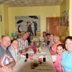 MOTHER FATHER SONS AND DAUGHTERS SONS IN LAW GRANDKIDS