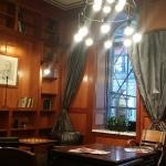 coffee room/libary