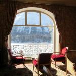 Lounge mit Blick in Richtung See