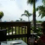 View of the Gulf from Jimmy B's