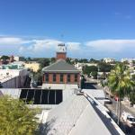 Great views from the widows walk