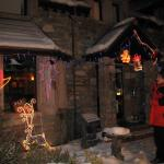 Christmas at Acorn in 2010