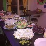 event in the hostel - greek party