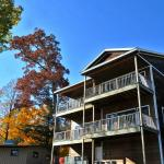 Sun Castle Townhouses in the Fall