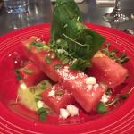 Watermelon Salad from NOM Tequila