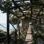 Arbor from the cliffs and gym to hotel