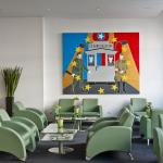 Winters Hotel Berlin Mitte Am Checkpoint Charlie Foto