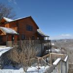 Scenic Wolf Mountain Cabins