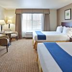 Holiday Inn Express Hotel & Suites Vancouver Portland North Foto