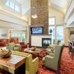 Foto de Residence Inn Burlington Colches