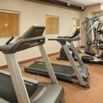 work out in our exercise area