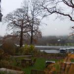 view of lake windermere from room 105