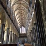 Salisbury Cathedral Foto