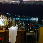 View of the Bay from the bar