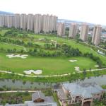 Golf courses opposite the hotel