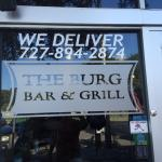 The Burg is a great place to eat