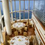 The Penthouse - Banquet with Panoramic Harbour View