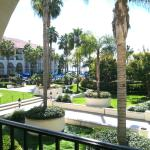 Balcony view, facing PCH
