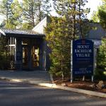 The Mt. Bachelor office