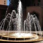 Opulent fountains
